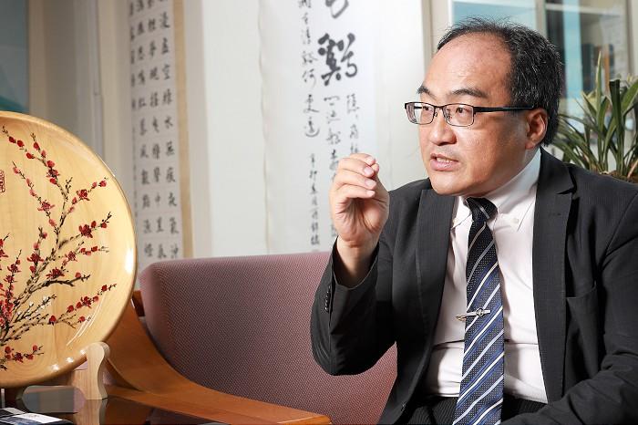 經濟部工業局長兼TJPO主任呂正華談工業局如何支持台灣的AI、5G廠商