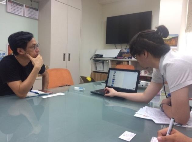 日本商社與台灣大學共同開設課程